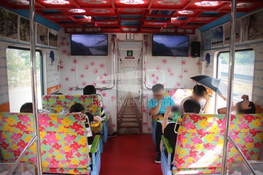 DMZ Train 4888 Dorasan Yongsan 100