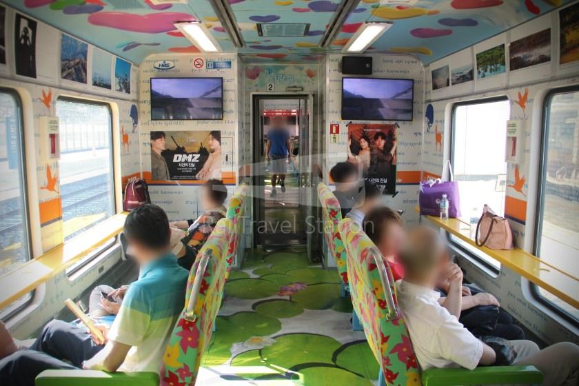 DMZ Train 4888 Dorasan Yongsan 101