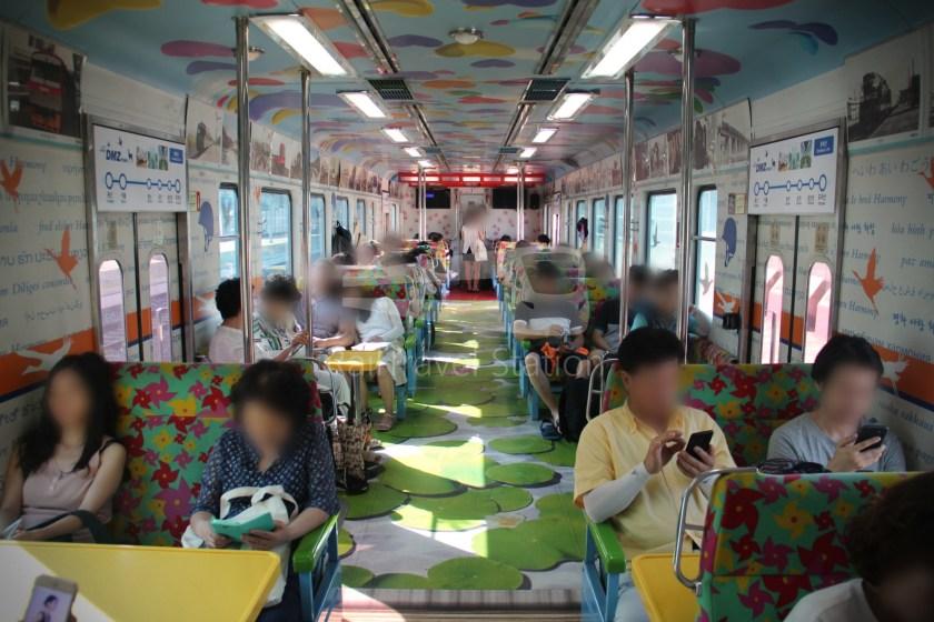DMZ Train 4888 Dorasan Yongsan 102