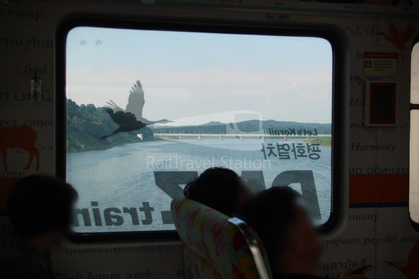 DMZ Train 4888 Dorasan Yongsan 118