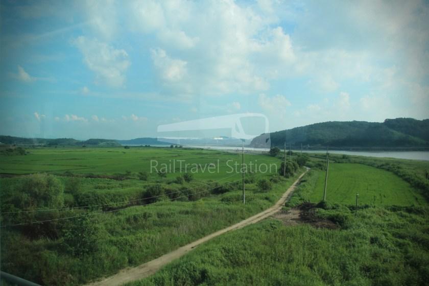 DMZ Train 4888 Dorasan Yongsan 120