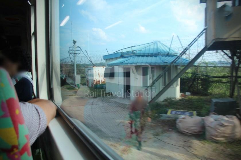 DMZ Train 4888 Dorasan Yongsan 126