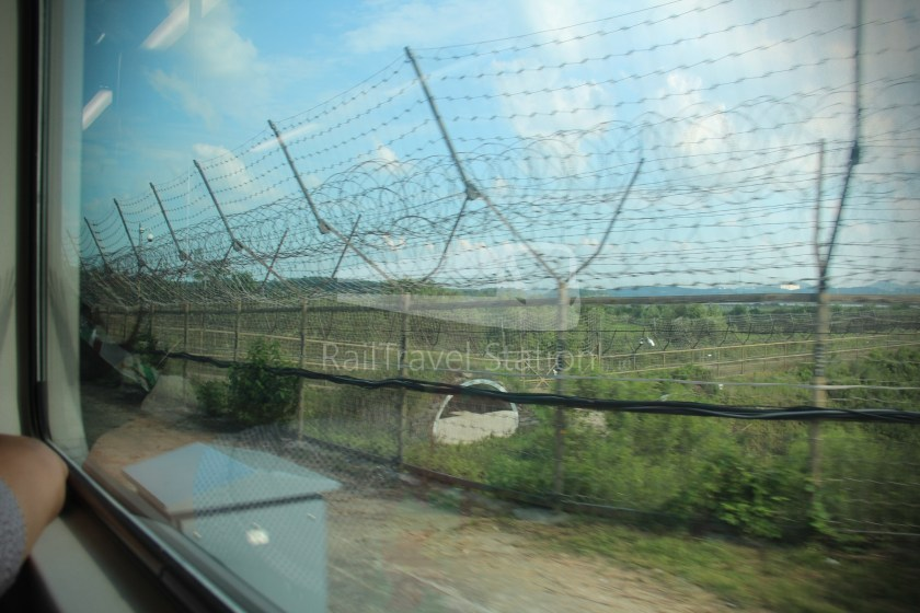 DMZ Train 4888 Dorasan Yongsan 127