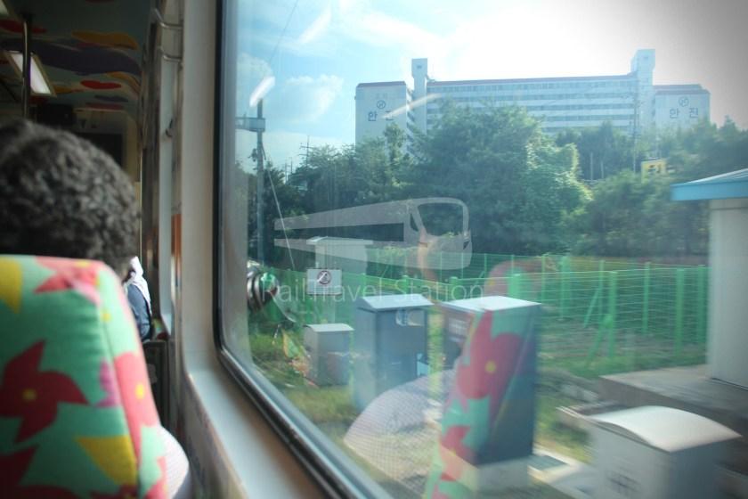 DMZ Train 4888 Dorasan Yongsan 134