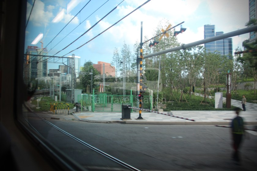 DMZ Train 4888 Dorasan Yongsan 154