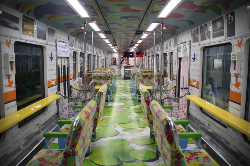 DMZ Train 4888 Dorasan Yongsan 166