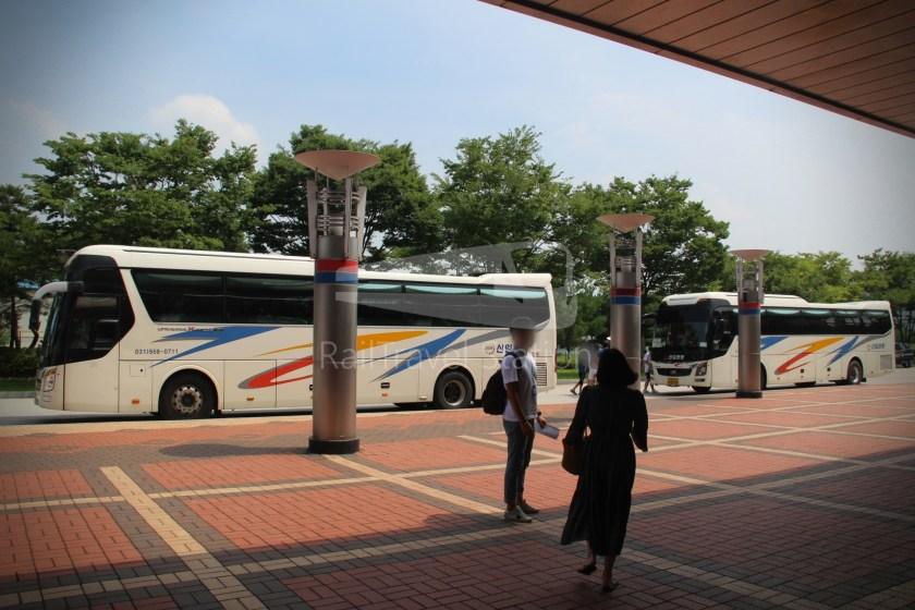 DMZ Train Bus Tour 001