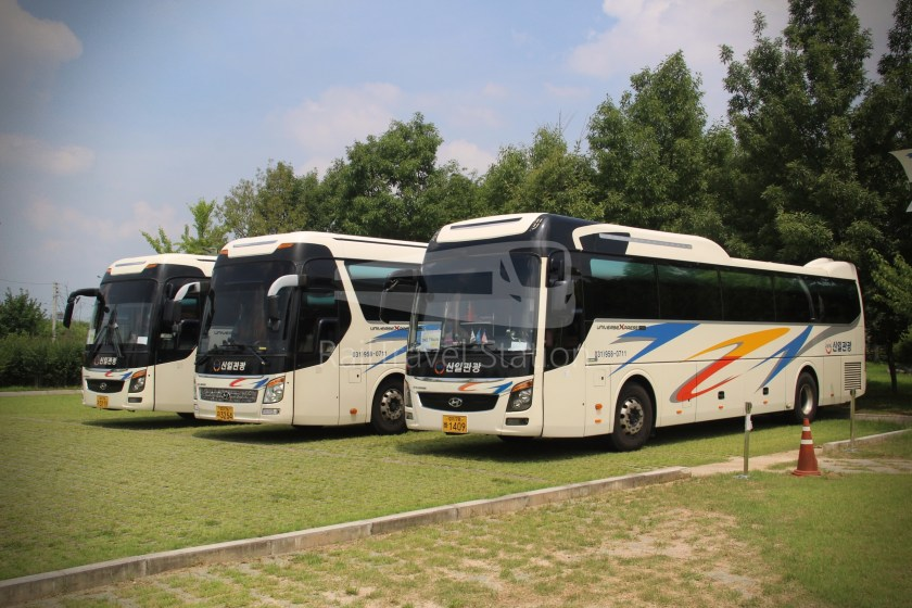 DMZ Train Bus Tour 044