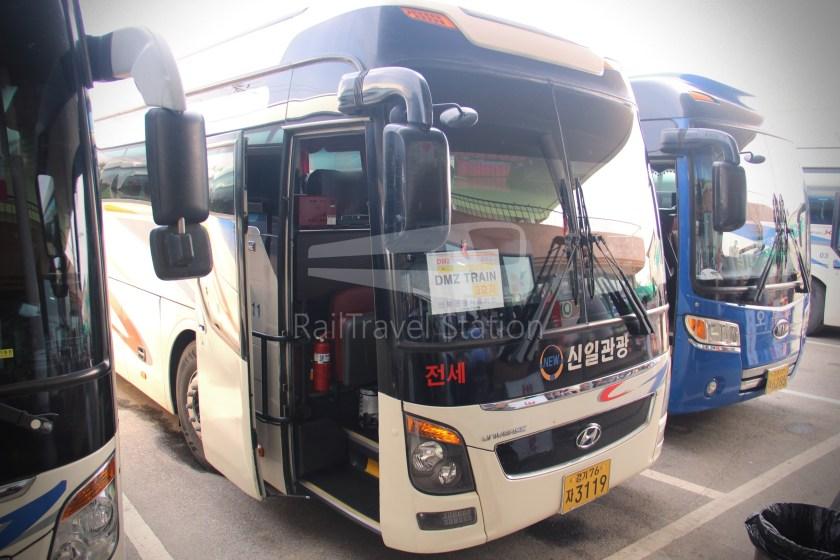 DMZ Train Bus Tour 063