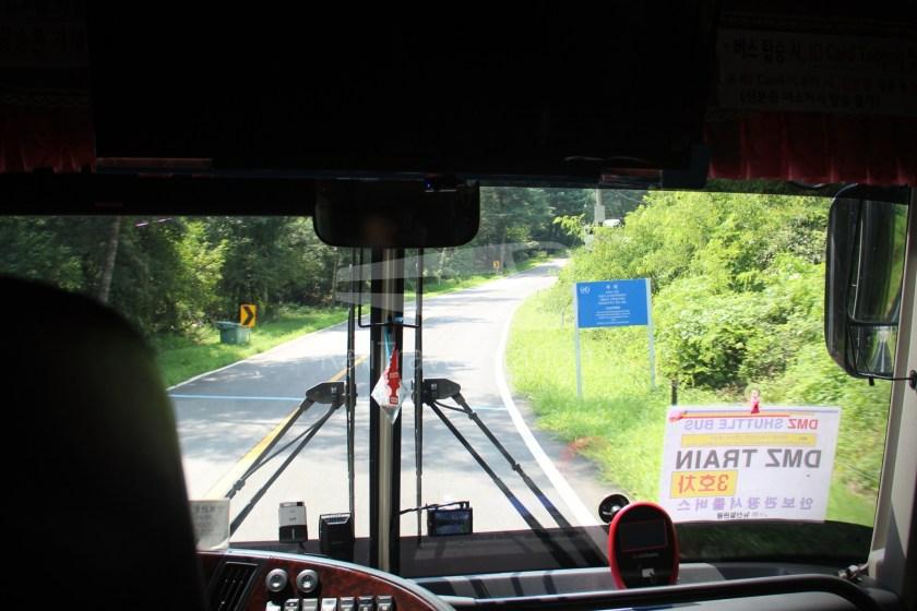 DMZ Train Bus Tour 066