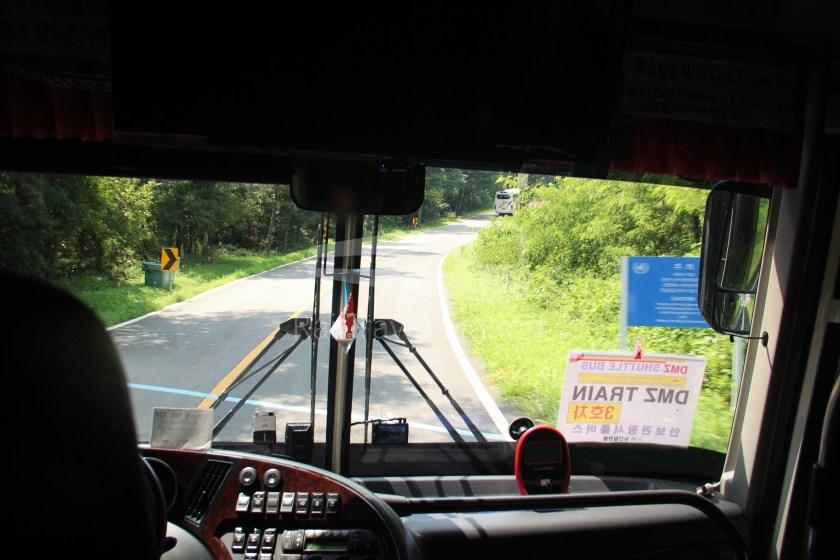 DMZ Train Bus Tour 067