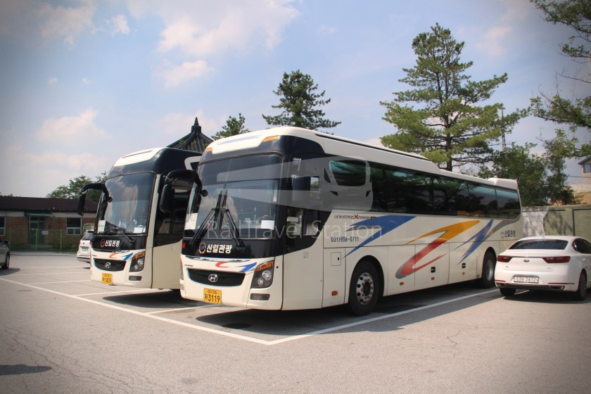 DMZ Train Bus Tour 131