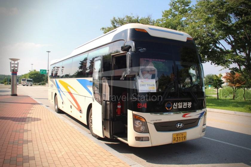 DMZ Train Bus Tour 166
