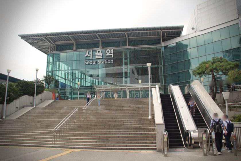 Exchange KORAIL Pass Seoul 001