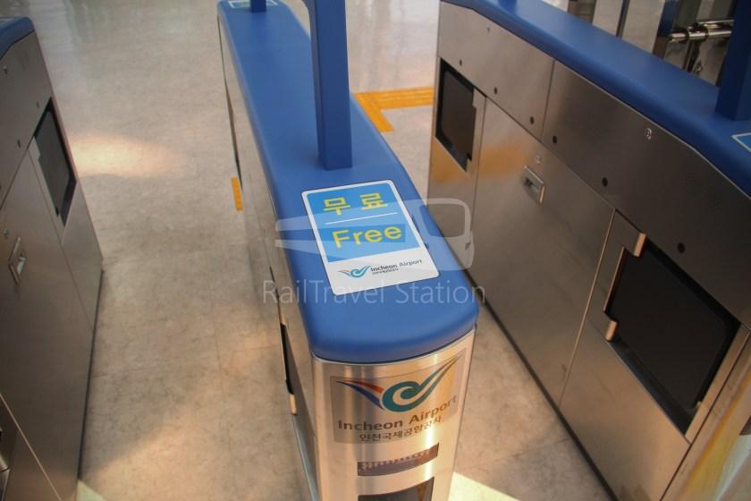 Incheon Airport Maglev Incheon International Airport Terminal 1 Yongyu 003