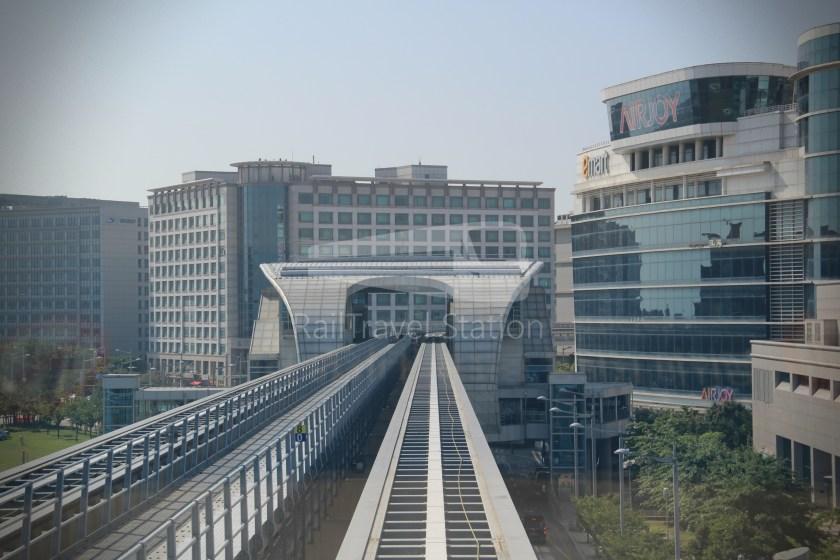 Incheon Airport Maglev Incheon International Airport Terminal 1 Yongyu 014
