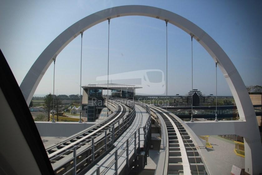 Incheon Airport Maglev Incheon International Airport Terminal 1 Yongyu 017