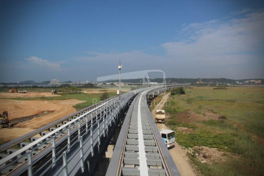 Incheon Airport Maglev Incheon International Airport Terminal 1 Yongyu 029