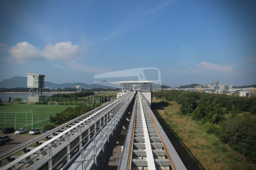 Incheon Airport Maglev Incheon International Airport Terminal 1 Yongyu 031