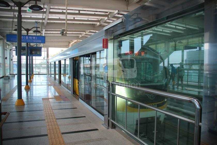 Incheon Airport Maglev Incheon International Airport Terminal 1 Yongyu 039