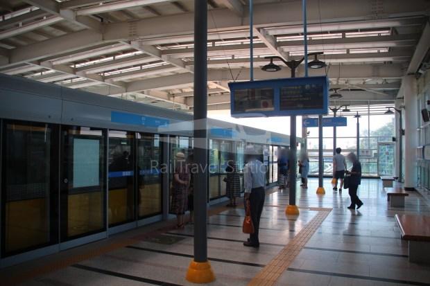 Incheon Airport Maglev Yongyu Incheon International Airport Terminal 1 007
