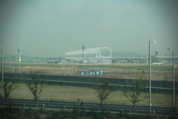 Incheon Airport Maglev Yongyu Incheon International Airport Terminal 1 017
