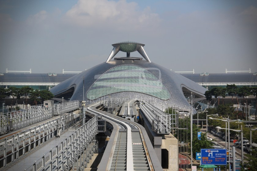Incheon Airport Maglev Yongyu Incheon International Airport Terminal 1 027