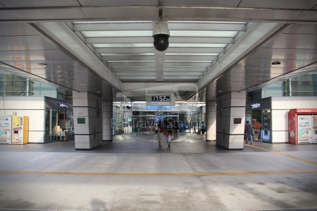 KTX 158 Busan Seoul 007