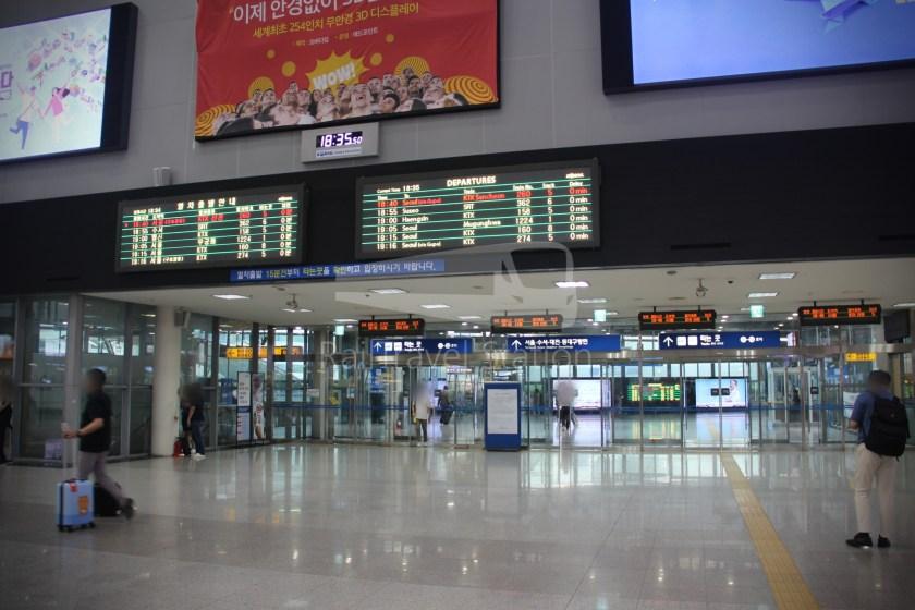 KTX 158 Busan Seoul 015