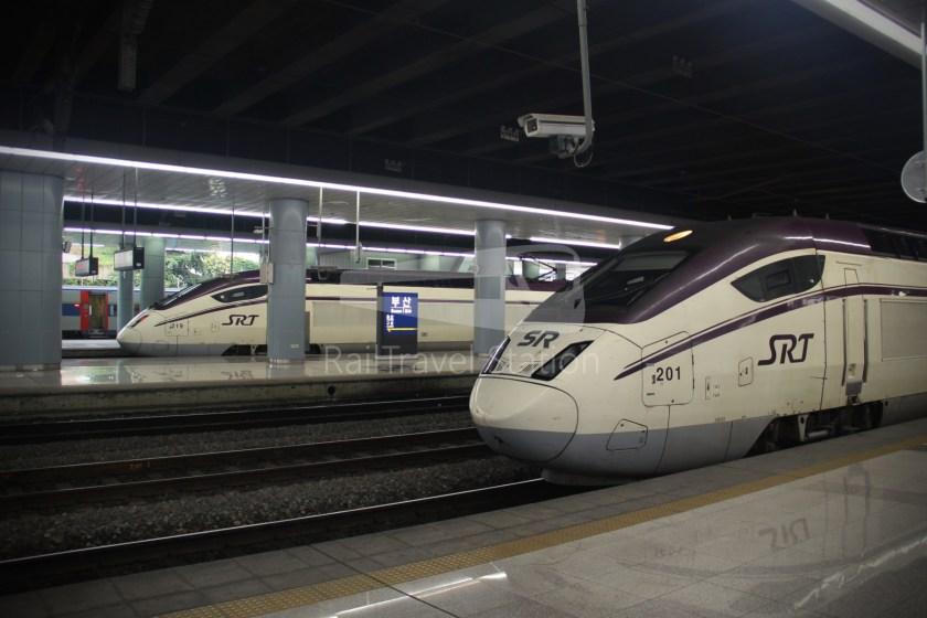 KTX 158 Busan Seoul 022