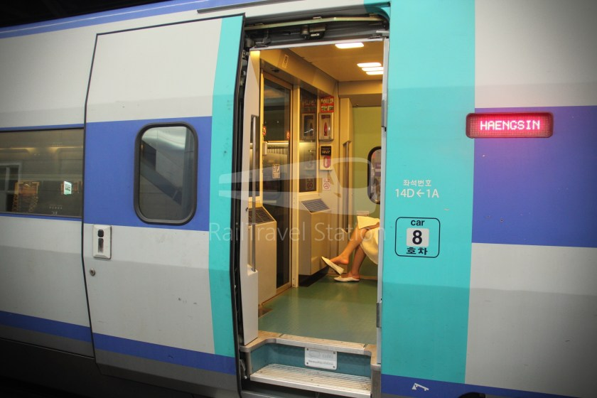 KTX 158 Busan Seoul 036