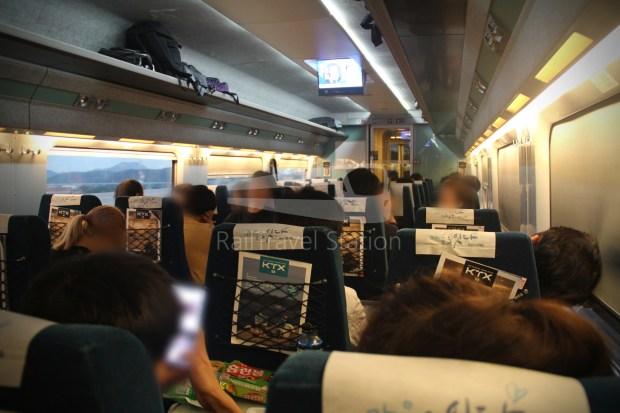 KTX 158 Busan Seoul 064