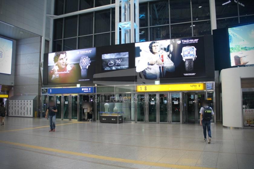 KTX 158 Busan Seoul 076
