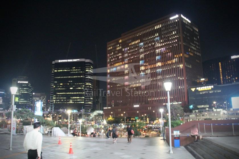 KTX 158 Busan Seoul 077