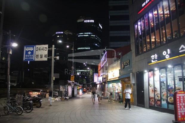 KTX 158 Busan Seoul 085