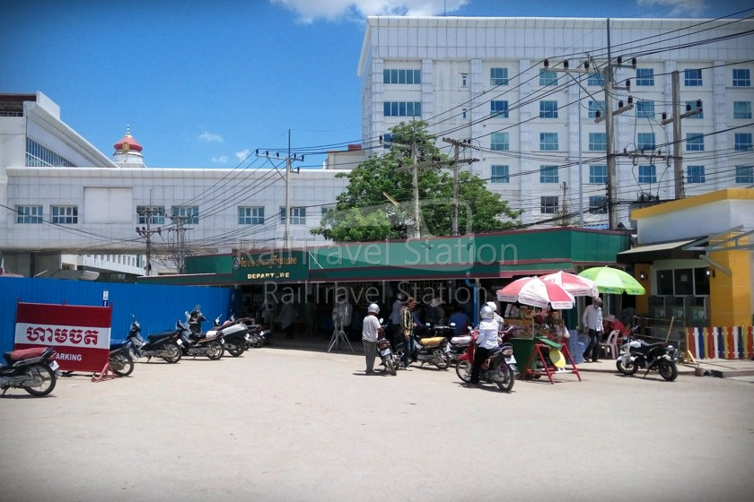 London to Singapore Day 35 Siem Reap to Bangkok 56