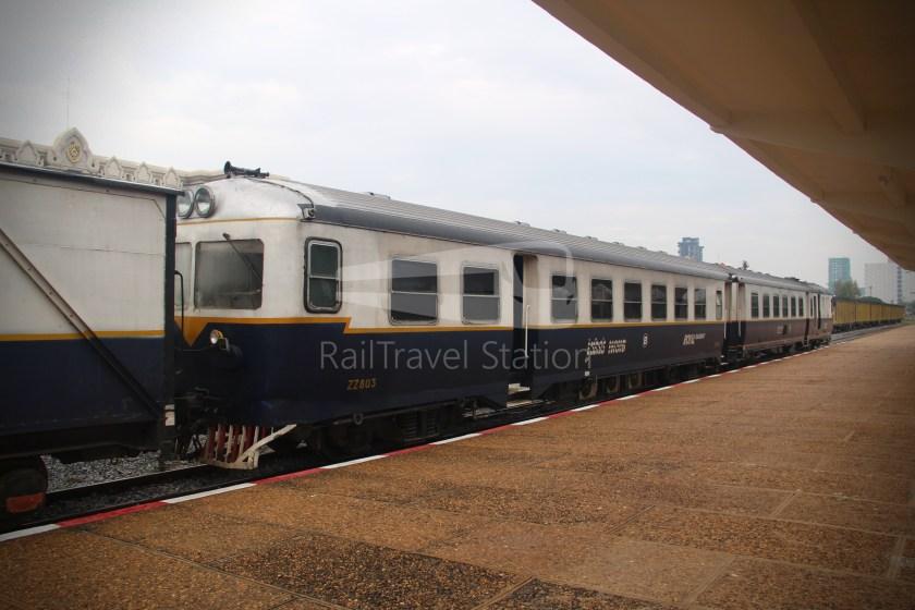 Passenger Coach B ZZ803