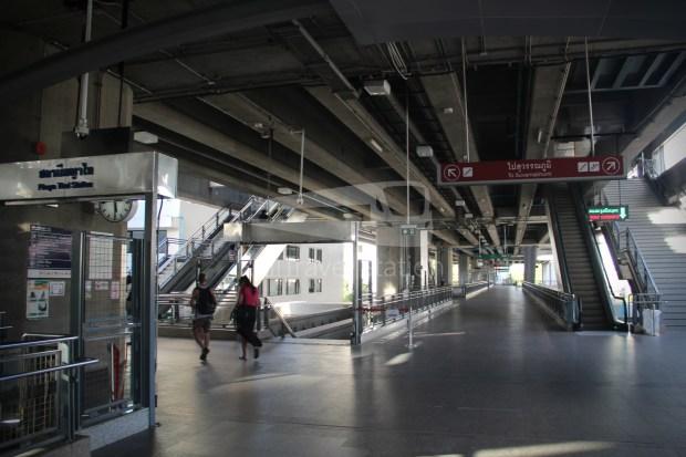 SARL City Line Phaya Thai Suvarnabhumi Airport 002