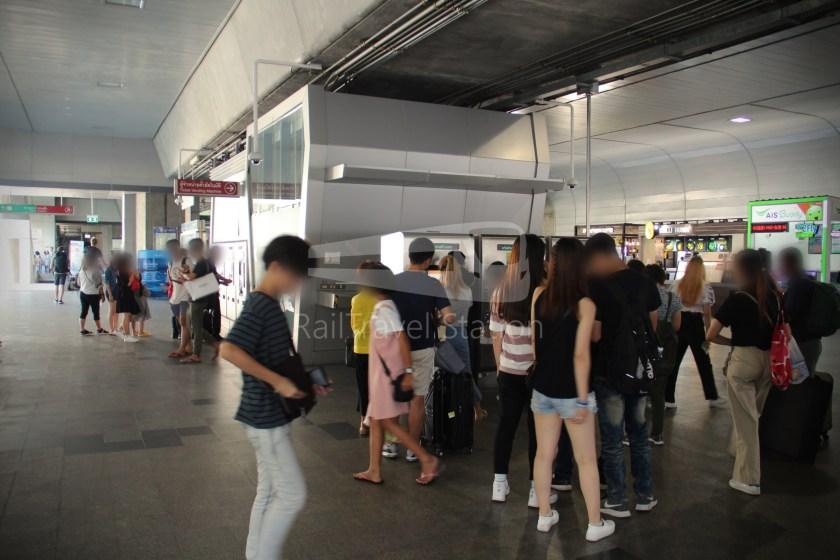 SARL City Line Phaya Thai Suvarnabhumi Airport 004