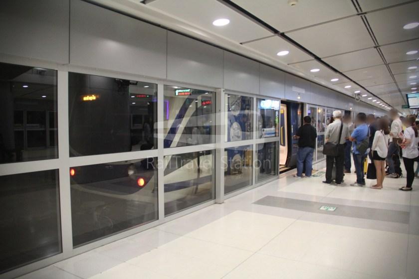 SARL City Line Phaya Thai Suvarnabhumi Airport 018