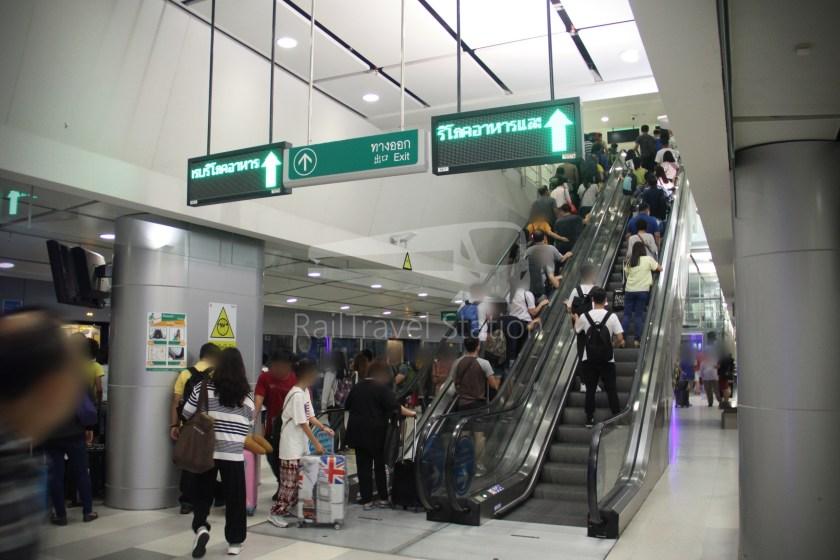 SARL City Line Phaya Thai Suvarnabhumi Airport 019