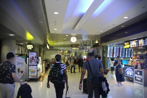 SARL City Line Phaya Thai Suvarnabhumi Airport 022