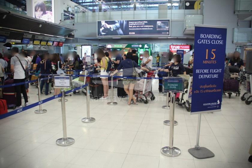 Singapore Airlines SQ983 BKK SIN 003