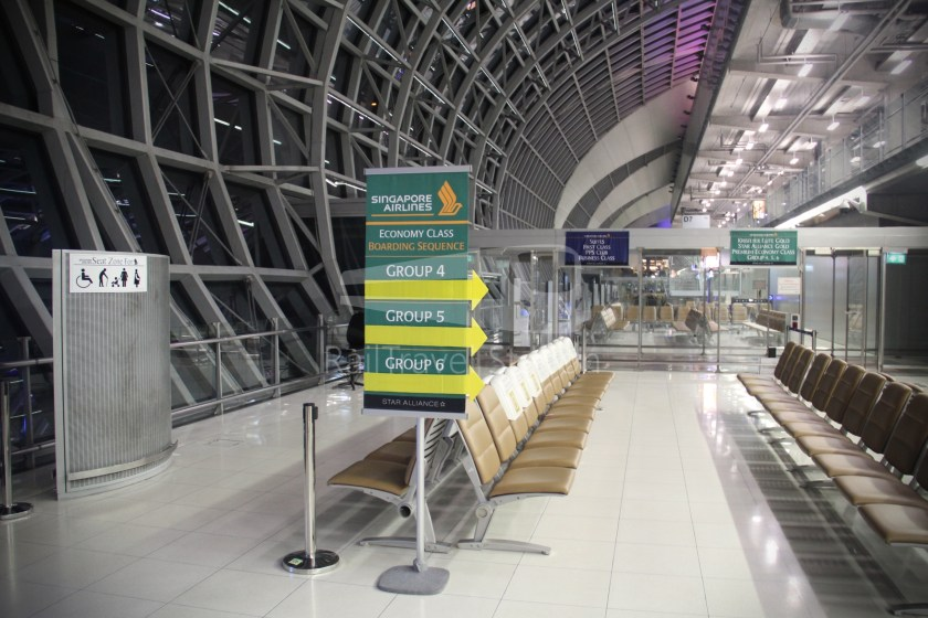 Singapore Airlines SQ983 BKK SIN 026