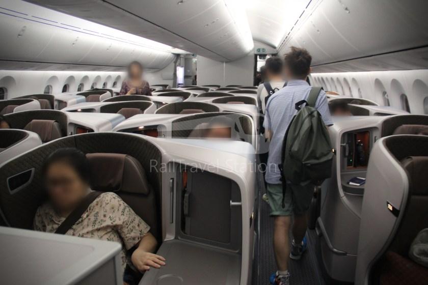Singapore Airlines SQ983 BKK SIN 032