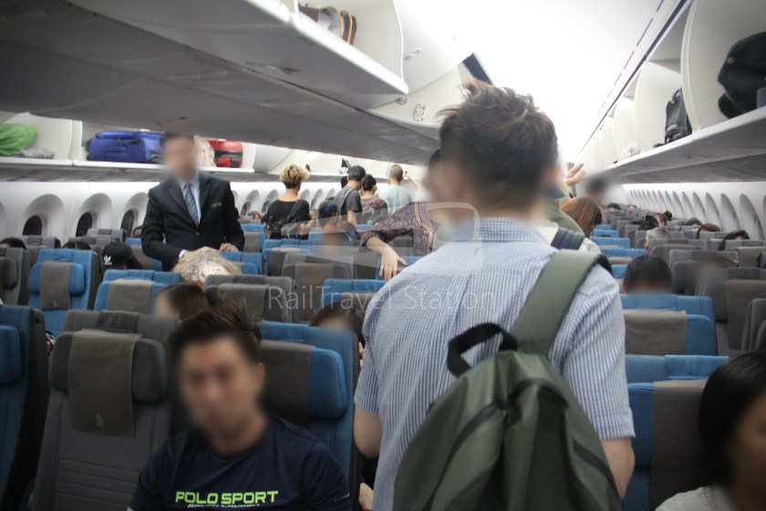 Singapore Airlines SQ983 BKK SIN 035