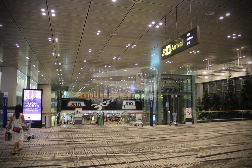 Singapore Airlines SQ983 BKK SIN 085