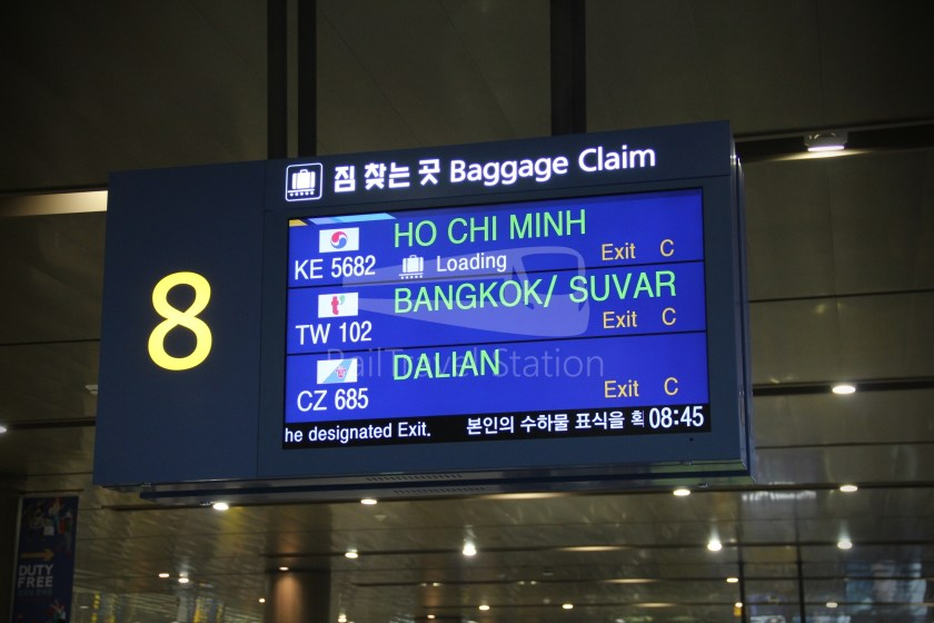 Vietnam Airlines VN408 SGN ICN 113