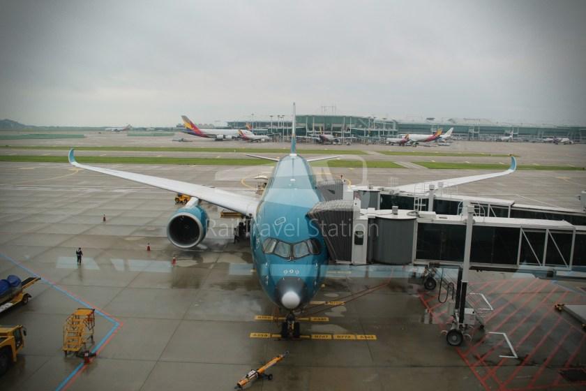 Vietnam Airlines VN409 ICN SGN 039