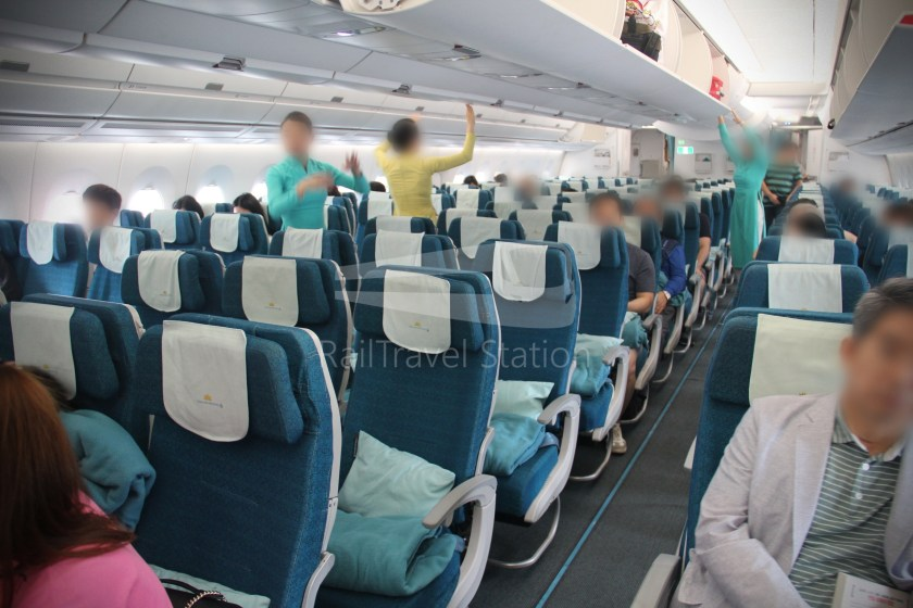 Vietnam Airlines VN409 ICN SGN 052